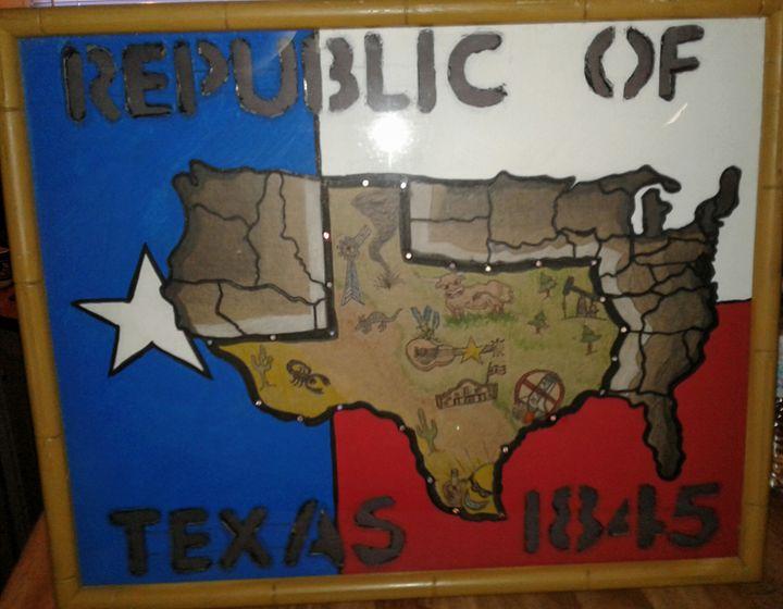 Deep in the Heart of Texas - ARTofficial