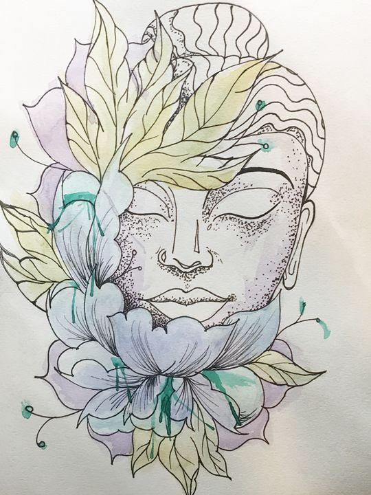 Buddha - Lauryn's Art