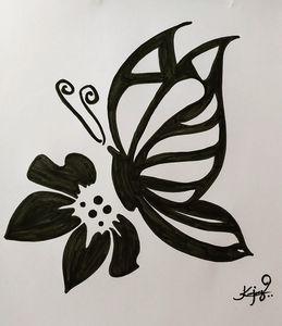 Marker sketch