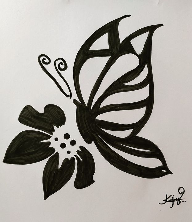 Marker sketch - Minearts