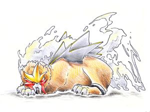 Legendaries - Entei