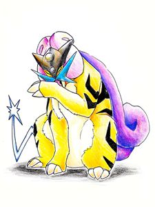 Legendaries - Raikou