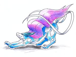 Legendaries - Suicune