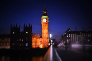 London night
