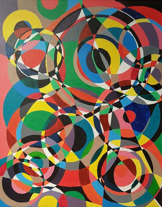 Spherical Lines - Brooke Witten