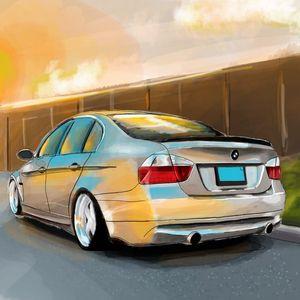 BMW - E.C Art