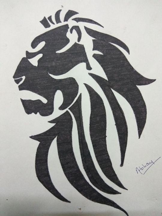 Black lion - A.malhotra
