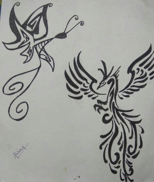 Tattoo birds - A.malhotra