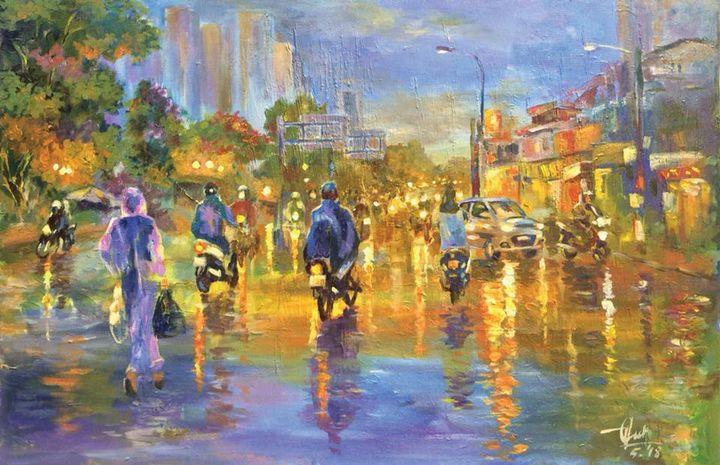May Rain - Hung Viet