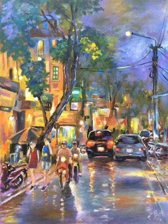 After the rain - Hung Viet