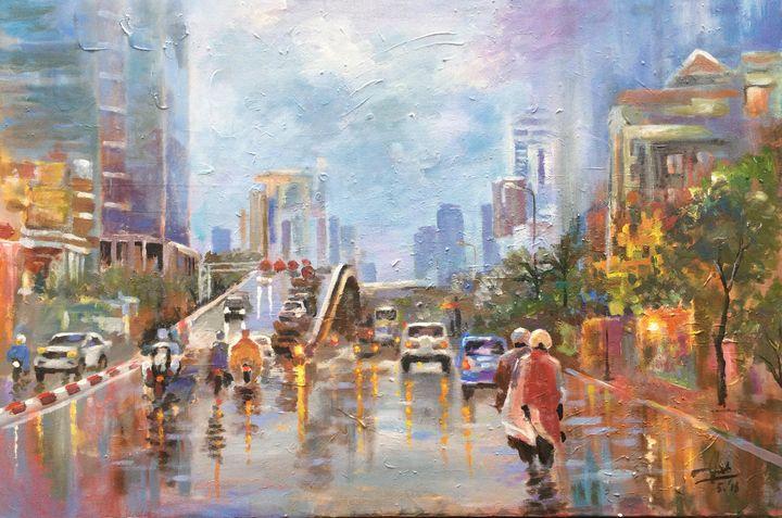 Rainy Afternoon - Hung Viet