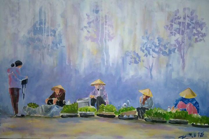 Toad market - Hung Viet