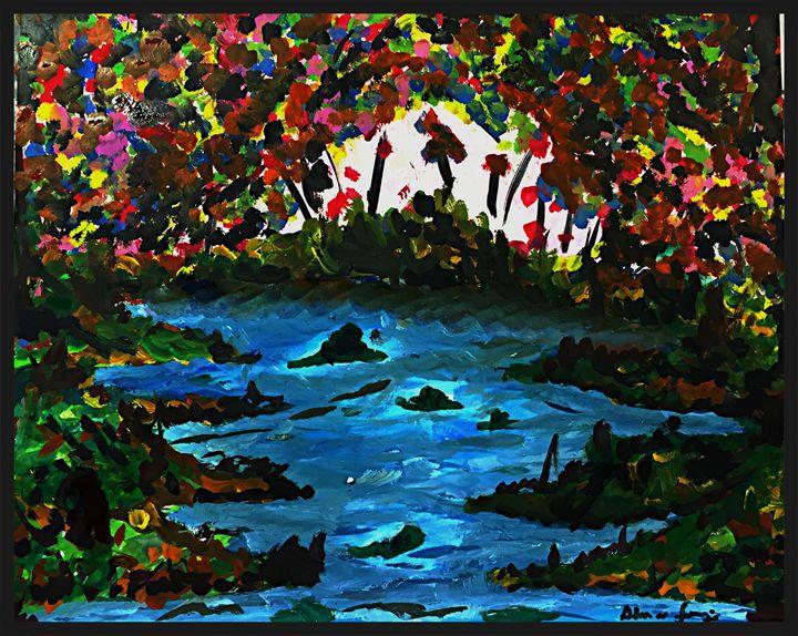 BEAUTY (ABRAR) - Abrar's Painting
