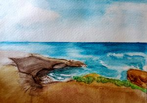 Ocean Sketch