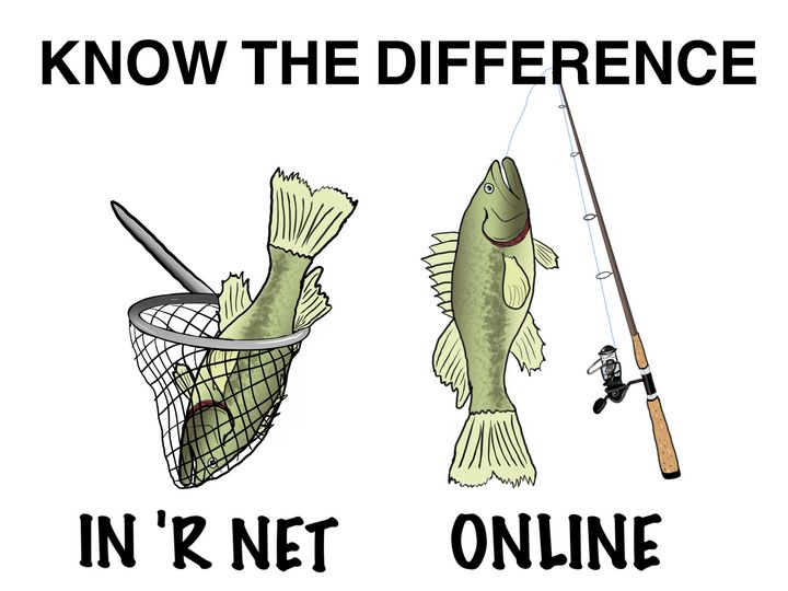 Fishin' Terms - Abiding Pushpin