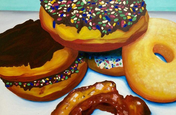 Donuts - Lahna Yocom