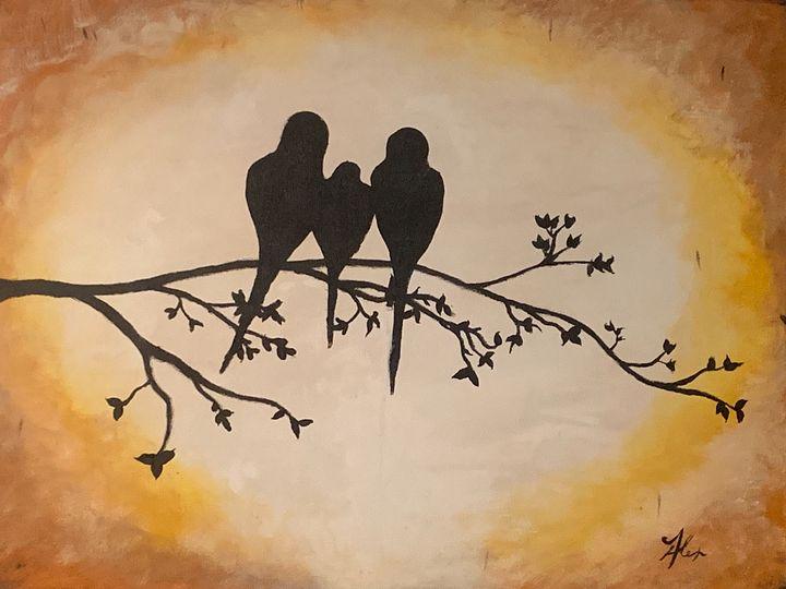 Little family tree - Alexander Matthew Goodner