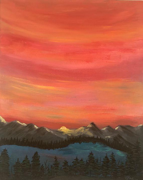 Daybreak - Alexander Matthew Goodner