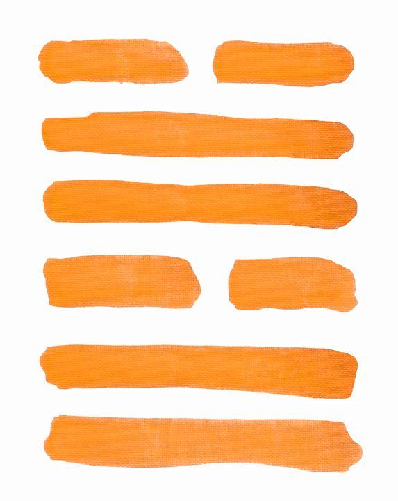 JOY - I Ching - Hexagram 58 - Ace's Artwork