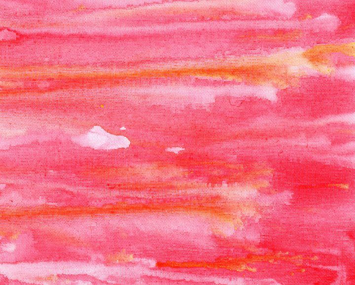 Sunset Waves - Ace's Artwork