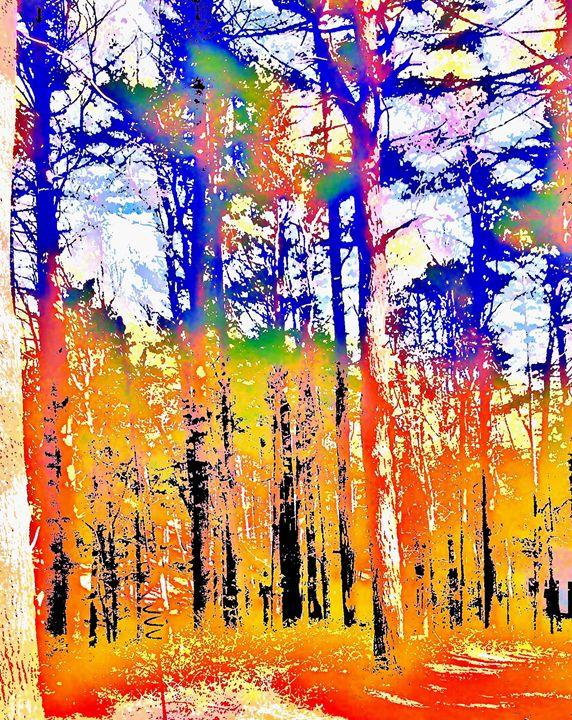 Forever Forest - NSR- Dezigns