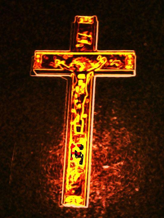 His Sacrifice Our Salvation - NSR- Dezigns
