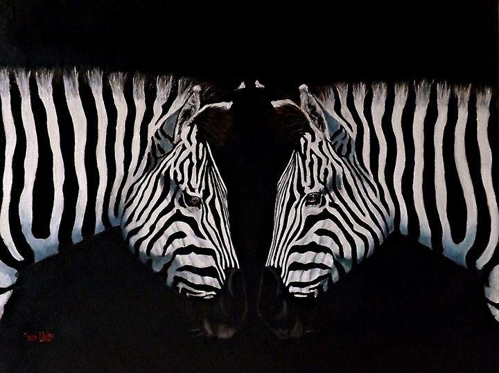 ARE YOU ONE OF THOSE STRIPEY THINGS - Barry Blake