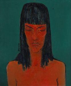 Red girl / OM