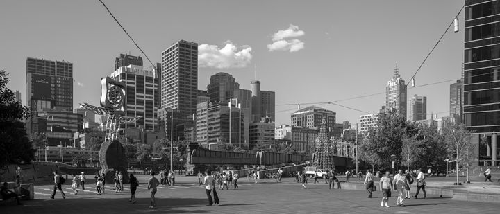 Melbourne Work Life - Eddy West Photography