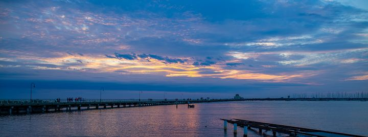 St Kilda Pier - Eddy West Photography