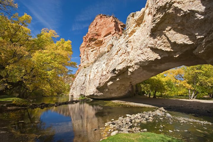 Ayres Natural Bridge - MaryLanePhotography