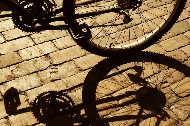 Bicycle Bits - MaryLanePhotography