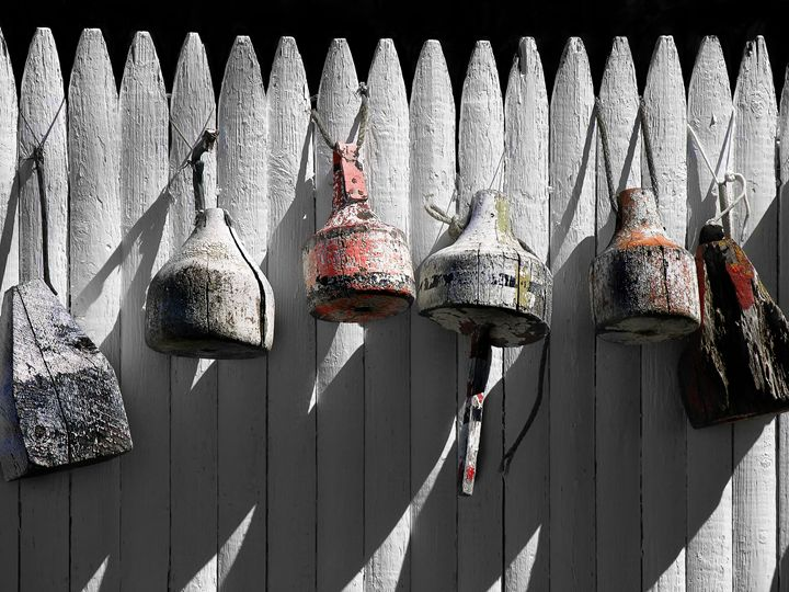 Buoys - MaryLanePhotography