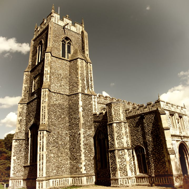 Loddon Church - MaryLanePhotography