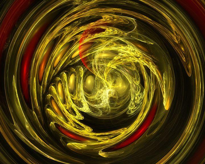Golden Feathers - MaryLanePhotography