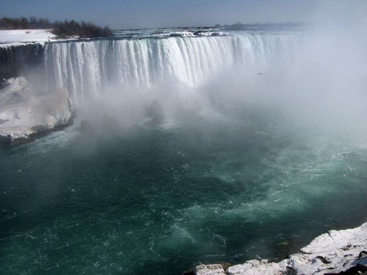 Niagara Falls in Winter - MaryLanePhotography