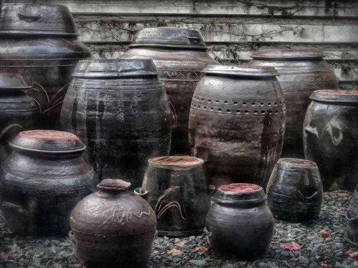 Kimchi Pots - MaryLanePhotography