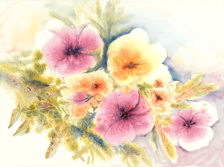 Plush - Margies paintings