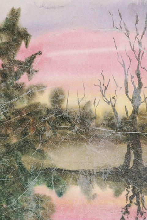 Potato Lake - Margies paintings