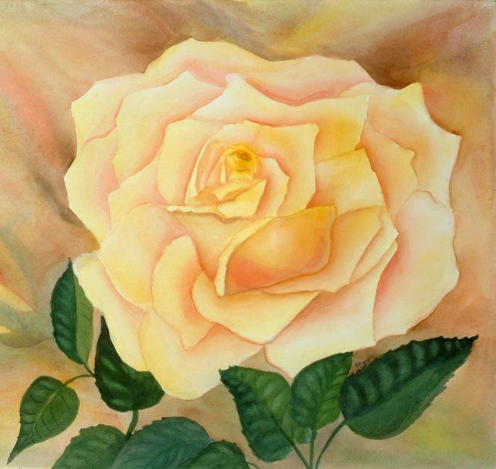 God Is  Love - Margies paintings