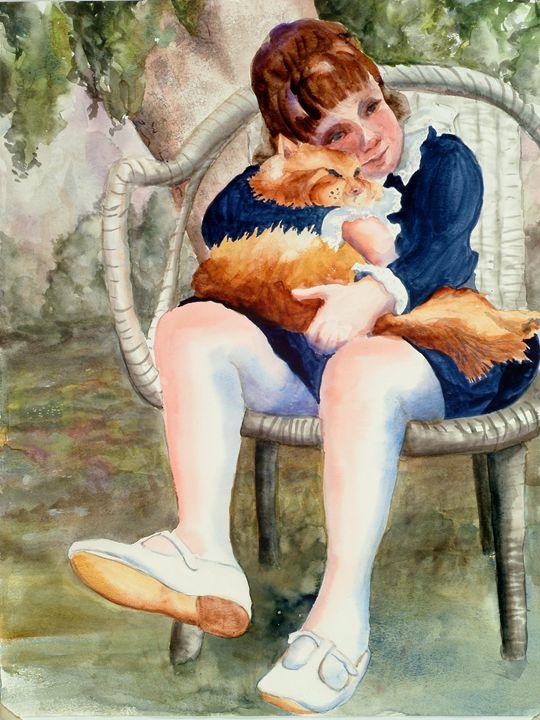Jessica - Margies paintings