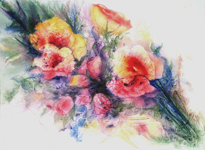 The wish of my heart - Margies paintings