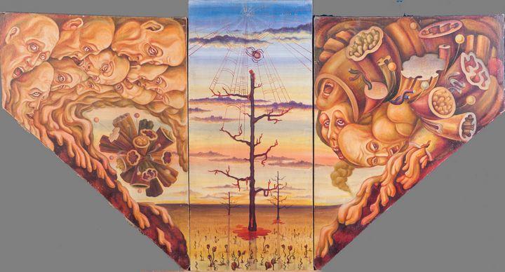 Armageddon - Oleg Zaharchuk Syrrealist