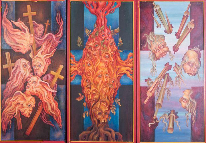 Christianity - Oleg Zaharchuk Syrrealist