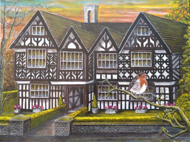 Churches Mansion - george telford