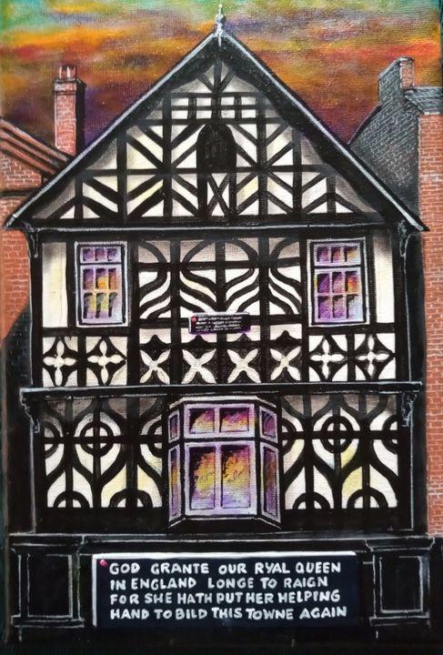 queens aid house  [ Nantwich] - george telford