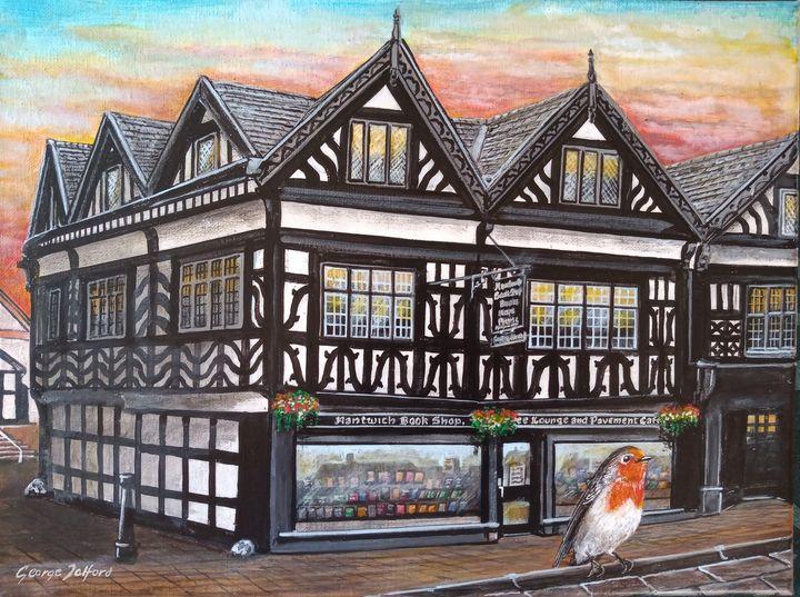 Nantwich Book Shop [ Nantwich UK ] - george telford