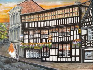 The Crown Hotel [ Nantwich  UK]