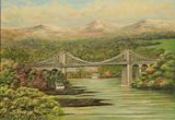 Thomas Telford Suspension Bridge
