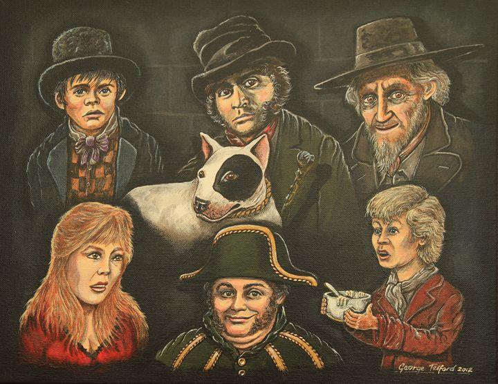 Oliver Twist - george telford
